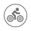 category Logo Vélo