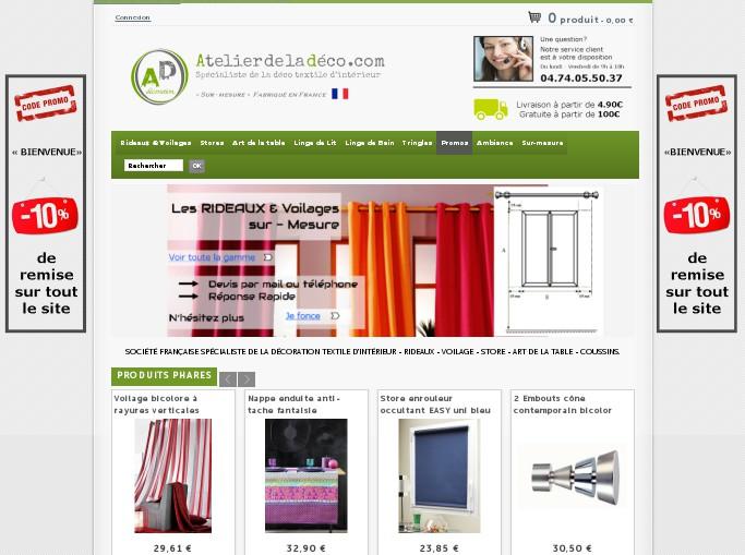 Thema deco code promo 28 images code promo atelier de for Plastic omnium auto exterieur
