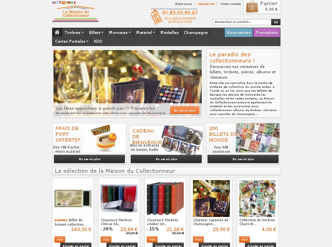 Code promo la maison du collectionneur 40 de r duction - Coupon de reduction delamaison ...